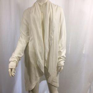Indigenous White Cardigan (1080)